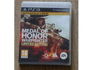 Medal of honour warfighter limited edition