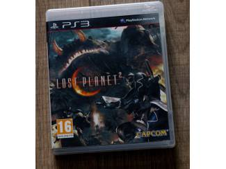 Sony Playstation 3 Lost planet 2