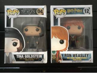 harry potter/ fantastic beasts funco pops