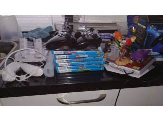 Asseccoires WII U, games!!