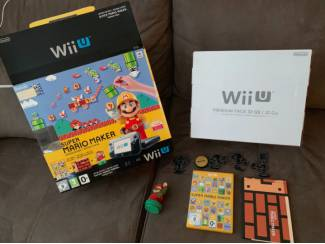 Wiiu Mario maker limited edition