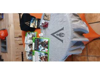 veilingen ALS Een Assassin's Creed Xbox pakket
