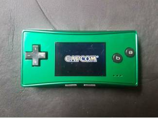 Nintendo Handhelds Gameboy Micro (green)