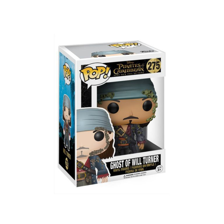 Funko Pop! Pirates of the Caribbean Dead Will Turner