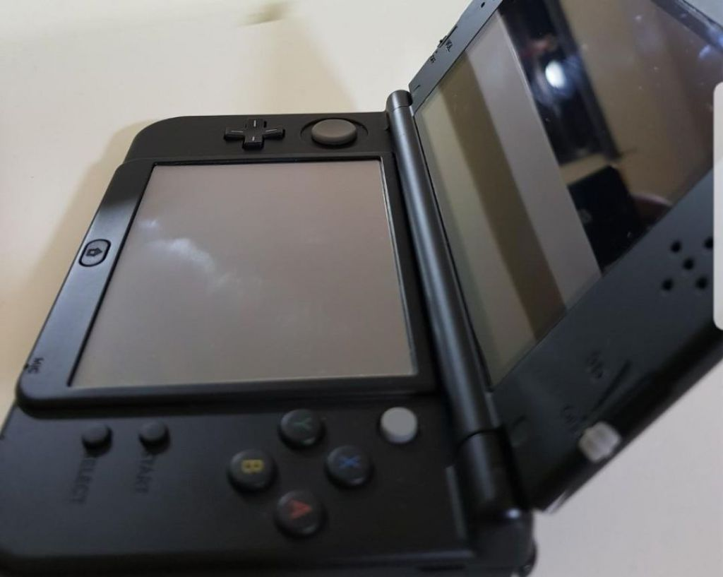 New 3DSXL Pokemon