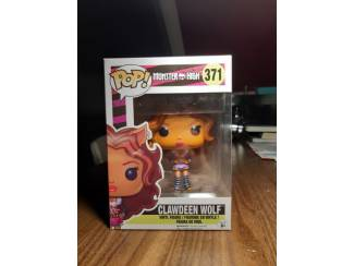 Ruilen: Monster High Clawdeen wolf Funko Pop nr 371